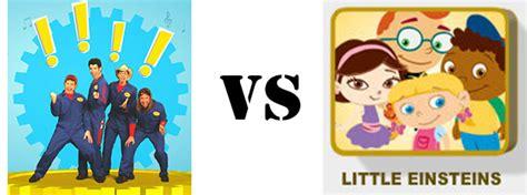 little einstein biography vote for the worst kids show on television