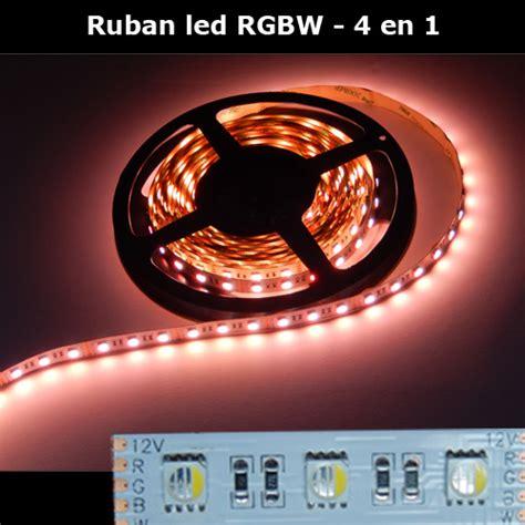Longch Ruban Size M With Defect ruban led rgb blanc naturel 60 leds m 4 en 1 deco led eclairage
