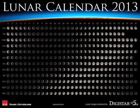 lunar calendar 2013 new year calendrier lunaire 2013