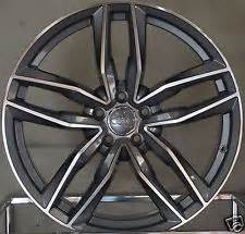 audi a6 wheels ebay