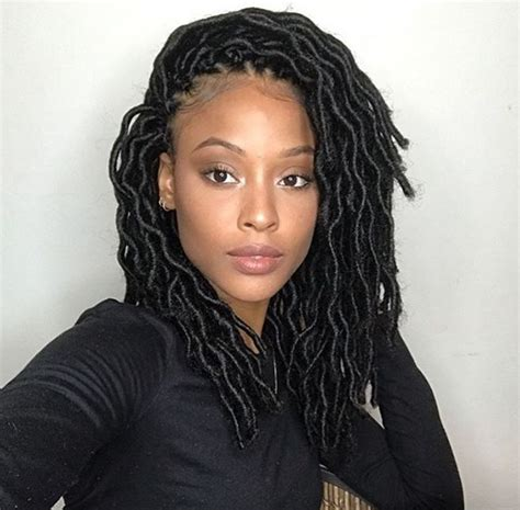 best hair for foux locks best 25 faux locs styles ideas on pinterest faux locks