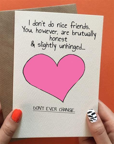 Birthday Card Ideas For My Best Friend
