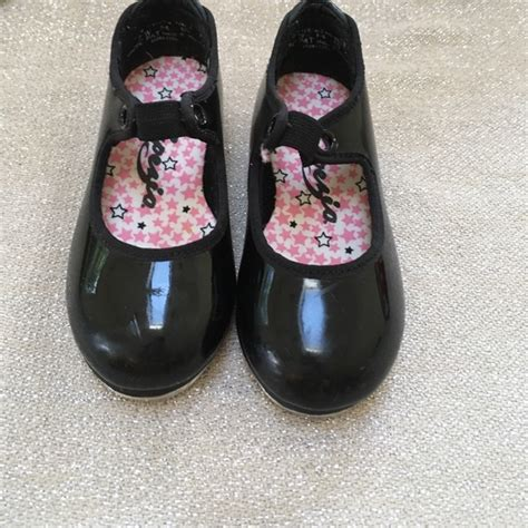 toddler tap shoes 71 capezio other capezio toddler tap shoes size 7