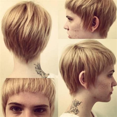 short hairstyles for 20 30 20 collection of pixie haircuts with fringe