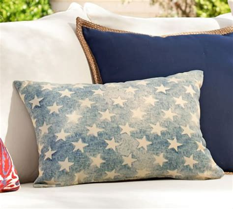 Pottery Barn Outdoor Pillow by Vintage Indoor Outdoor Lumbar Pillow Pottery Barn