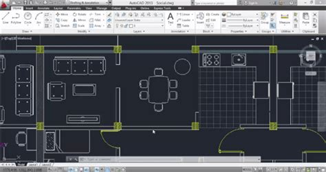 autocad layout exit viewport 50 autocad commands you should know archdaily