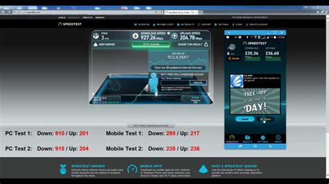 pc speed test asus rt ac87u gigabit speed test pc mobile in