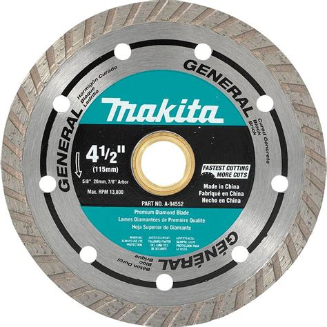 2 inch blade makita 4 1 2 inch turbo blade the home depot canada