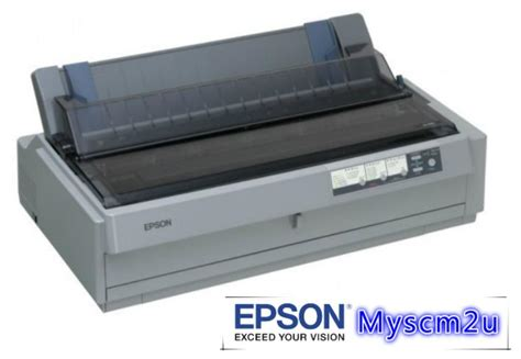 Printer Epson Dot Matrix A3 epson lq 2190 a3 dot matrix end 11 16 2016 11 07 am myt