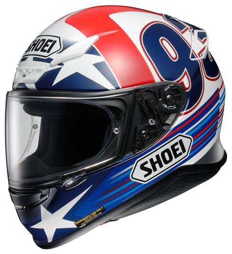 Helm Shoei Helm Shoei shoei rf 1200 indy marquez helmet revzilla