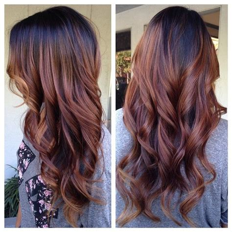how to highlight mahogany hair 329 best mahogany hair colors images on pinterest
