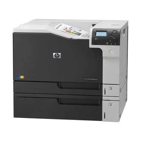 Hp Color Laserjet Enterprise M750dn D3l09a B19 Achat