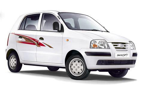 Hyundai launches Celebration edition Santro Xing   Car