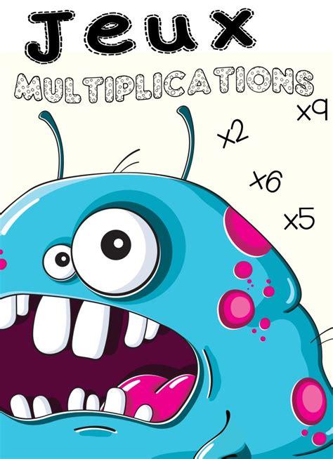 Jeux Tables De Multiplication 224 Imprimer Et T 233 L 233 Charger