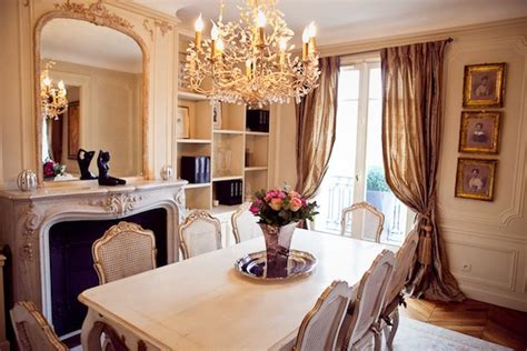 Parisian Dining Room by Hip 187 Black Friday Apartments On Sale