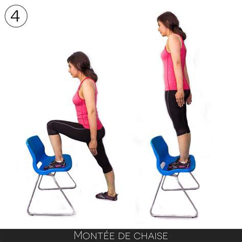 Avec Une Chaise Bernadette De Gasquet by Exercices Gymnastique Avec Chaise