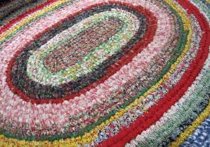 reminiscing about rag rugs q is for quilter