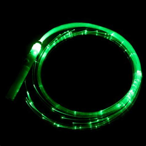 Light Whipping by Juggle Light Fibre Optic Whip