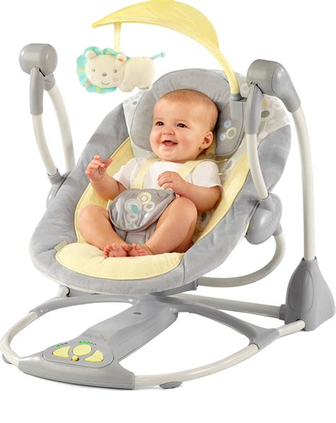 swing for babies in india bright starts ingenuity smart and quiet portable swing