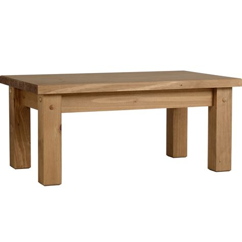 Solid Pine Coffee Table Paulo Coffee Table Solid Pine At Wilko