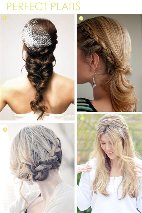 Wedding Hairstyles Braids by Braid Hairstyles Exquisite Weddings