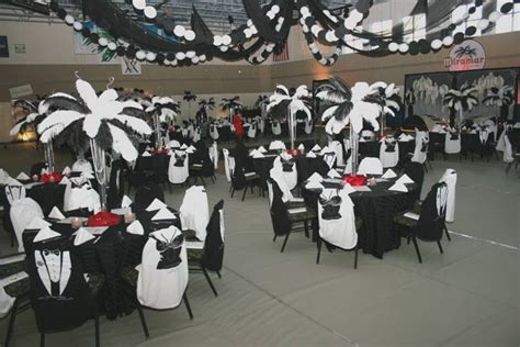 gangster themed decorations s fl catering south florida catering service roaring 20 s