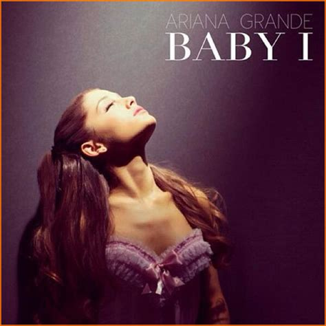 New Single Enough Of Songs chatter busy grande new song quot baby i quot listen