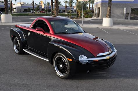 2003 chevrolet ssr custom 182460