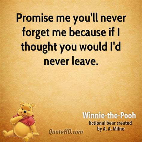 Promise Me promise me quotes quotesgram