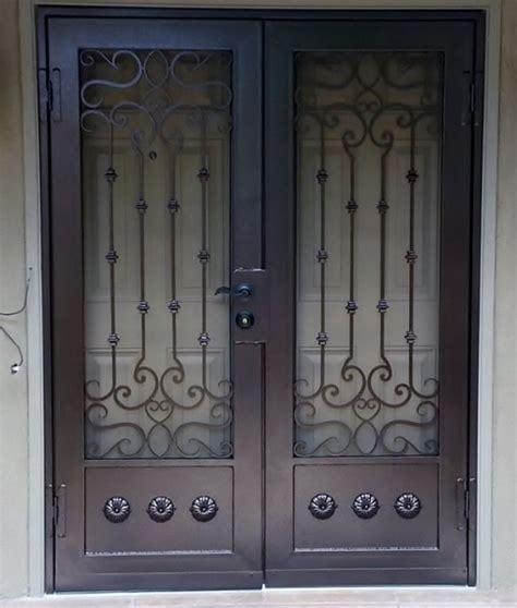 Iron Security Doors by Security Doors Security Iron