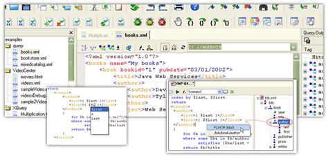 xml editor new features in stylus studio xml development