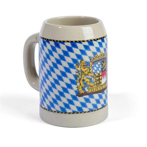 Aufkleber A Bayer Derf Des by Stein Bierkrug Mit Bayern Rauten Bayerische Geschenke