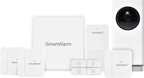 ismartalarm smart home security system and now