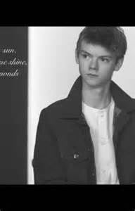Thomas brodie sangster imagines chapter 1 bumping into him part 1