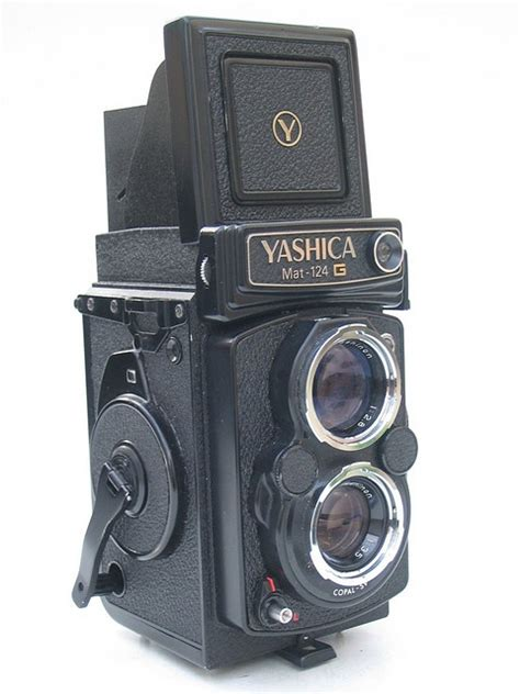 For Yashica Mat 124g by Yashica Mat 124g Things I Want