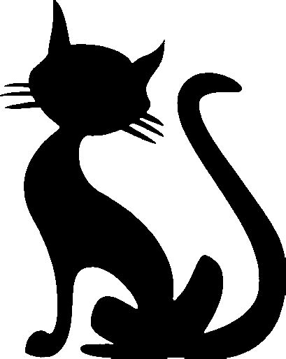 black and white cat tattoo black cat design