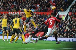 manchester united arsenal premier league arsenal no olivier giroud should not displace