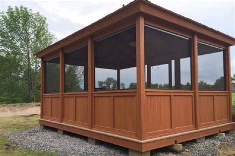 Wood Screen House Plans