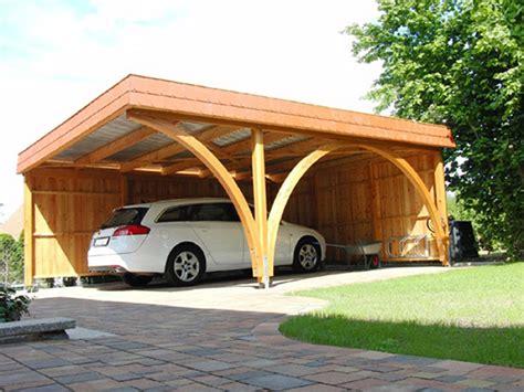 Carport Geschlossen by Carport Hersteller24 Galerie