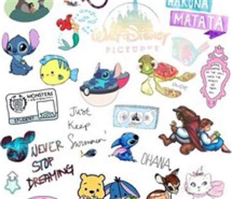 Jelly 360 Disney Hiding Stitch Doraemon Iphone 6 Plus Samsung J hakunamatata images on favim