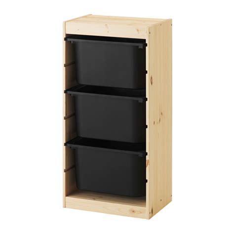 Bor Ikea Trofast Komb Odlaganje Kutije Svijetli Bij Bajcani Bor