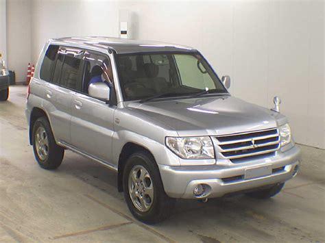 mitsubishi cars 2003 used 2003 mitsubishi pajero io photos 2000cc gasoline