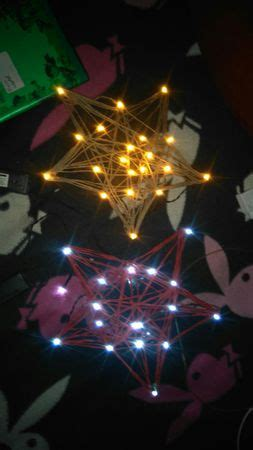 weihnachtsstern beleuchtung weihnachtsstern mit beleuchtung
