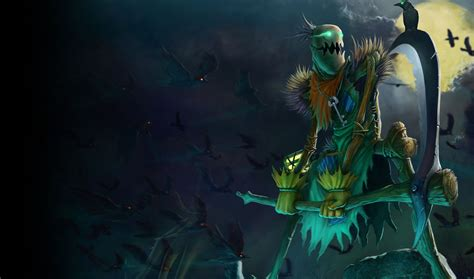 Fiddlesticks League Of Legends league of legends wallpaper fiddlesticks the harbinger