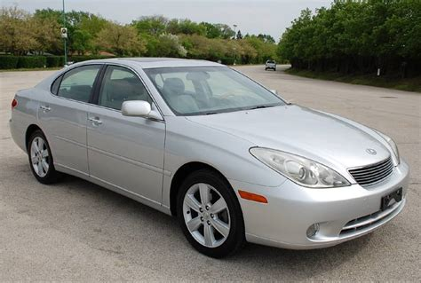 Image Gallery 2005 Lexus Sedan