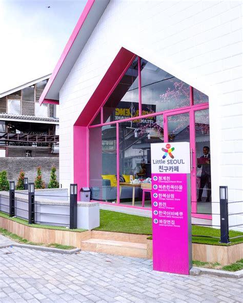 tempat wisata ala korea  jogja