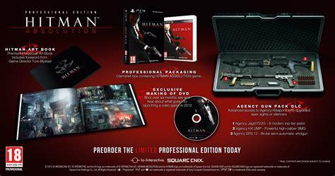 Hitman Also Search For Hitman Absolution Professional Edition Xbox 360 Zavvi