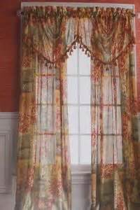 Jcpenney Thermal Drapes Chris Madden Veranda Thermal Lined Panel Curtain 54w On