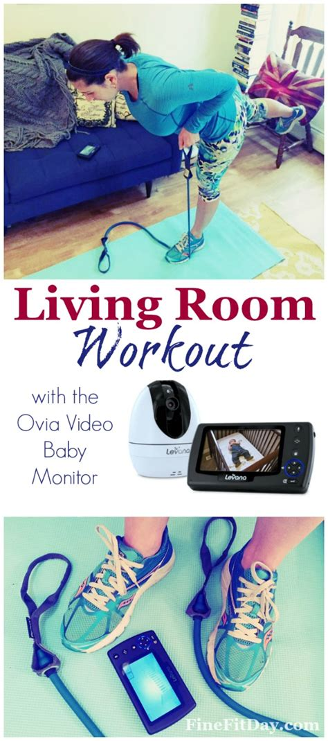 Living Room Workout by Sshh The Baby S Sleeping Living Room Workout Fit Day
