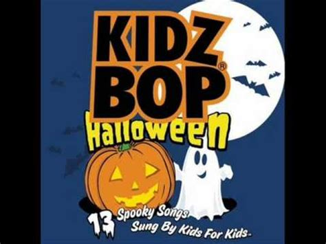 party rock anthem kidz bop kids halloween kids bop remix youtube